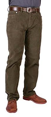 Calvin Klein Jeans Men's Corduroy Flat Front Pants