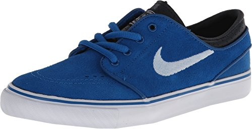 NIKE KIDS STEFAN JANOSKI (PS ) SHOES MILITARY BLUE ANTHRACITE BLACK SIZE 2.5