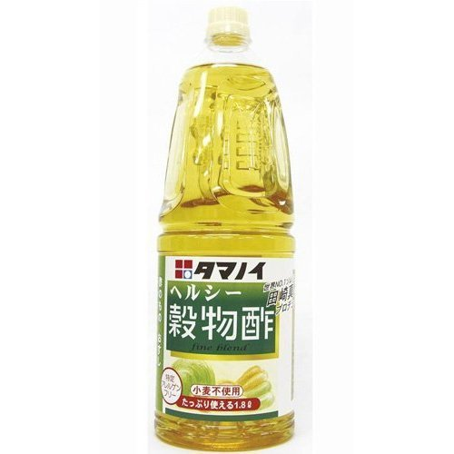 Tamanoi Healthy grain vinegar 1.8L by Tamanoi