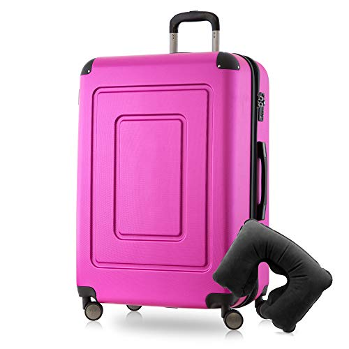 Happy Trolley Lugano Hand Luggage 76 centimeters 113 Pink (Magenta)