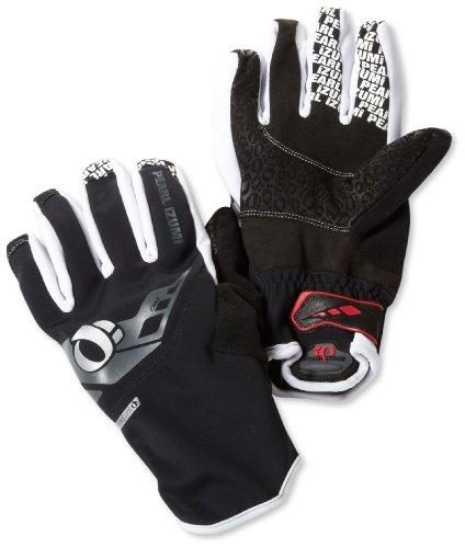 Pearl Gloves Spandex Izumi (Pearl Izumi Men's Pro Softshell Glove, X-Large, Black)