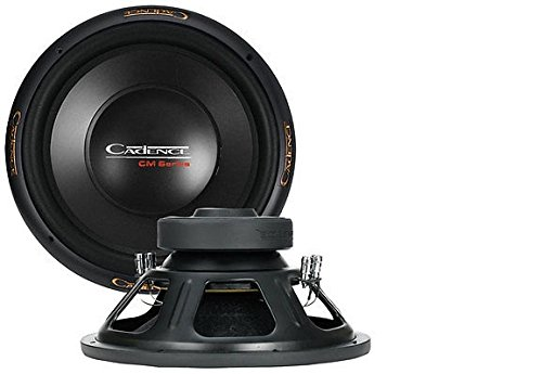 Cadence CM10D4 10 Subwoofer Dual 4Ω 250W RMS