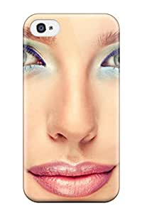 Anti-scratch Case Cover Protective Face Case For Iphone 4/4s
