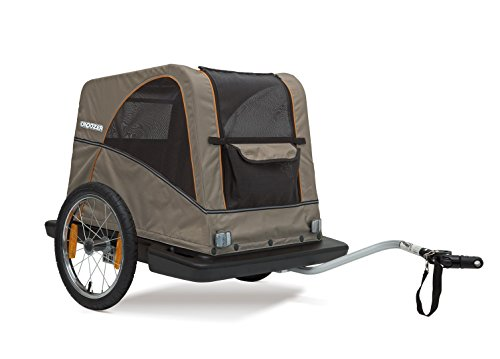 Croozer Pet - 2 in 1 Pet trailer Sand / (Croozer Dog Trailer)