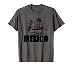Going to Mexico's majestic beaches, landscape of mountains, deserts and jungles? This souvenir shirt is best to wear on your next Spring break party or wild adventure. Have you been to the beautiful country of Mexico? Wear this shirt if you'v...
