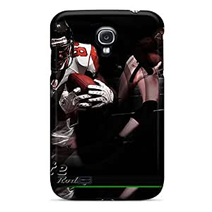 Galaxy Cover Case - Roddy White Graphic Art Protective Case Compatibel With Galaxy S4
