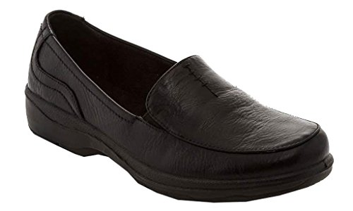 Women's 1109 Black On Slip Shoes Comfort Rasolli 84Tqf