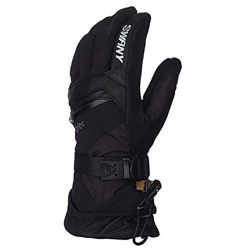 Swany Womens X-Change Gloves, Black, -