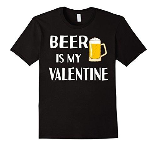 Valentine Is My Beer Valentine's Day T-shirt