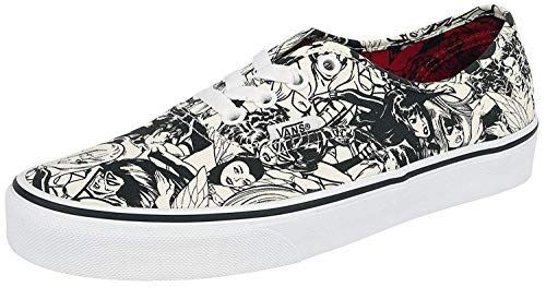 Vans Authentic (Marvel) Multi/Women VN0A38EMU5I Mens 6.5, Womens 8
