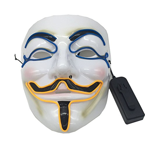 Hallo (Guys Masquerade Mask)