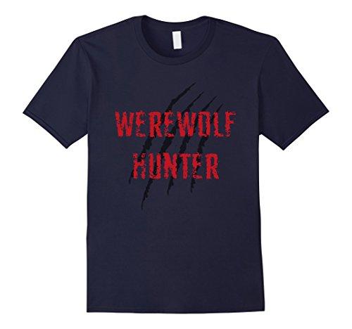 Hunter Girl Halloween Costume (Mens Werewolf hunter halloween costume for man and woman XL)