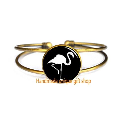 Handmade unique gift shop Fashion Bracelet,Ostrich Bracelet,ostrich jewellery,animal Bracelet,animal jewellery,animal lover - Charm Ostrich Bird