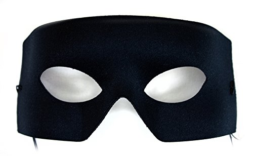Success Creations Verona Black Classic Men's Masquerade -