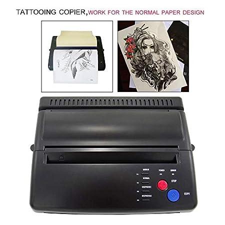 Estilo Profesional Tattoo Stencil Maker Máquina de ...