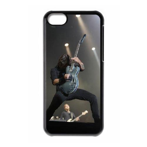 F F 003 coque iPhone 5C Housse téléphone Noir de couverture de cas coque EOKXLLNCD15316