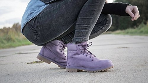 Classic Boots A1ocr in Wp Timberland Montana Unisex Adults' 6 Grape Premium 0wUPqT