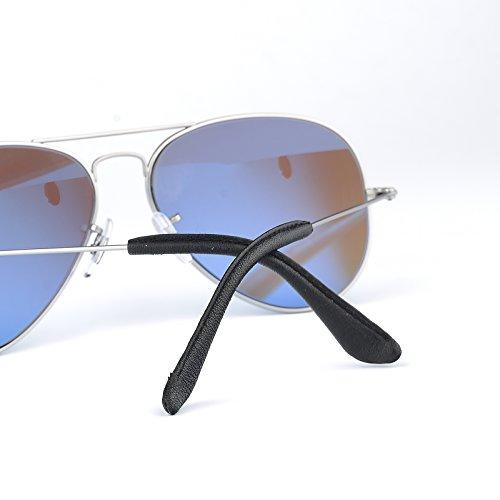 854f8e24cc1 Italy Sunglasses Made Aviator Titanium Sunglasses For Men Womens W ...