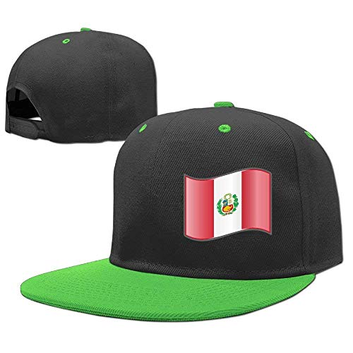 Adjustable 1 Hip Boys Baseball béisbol Peru Flag Girl jinhua19 Hats Caps Gorras Hop 6HvYHRBq