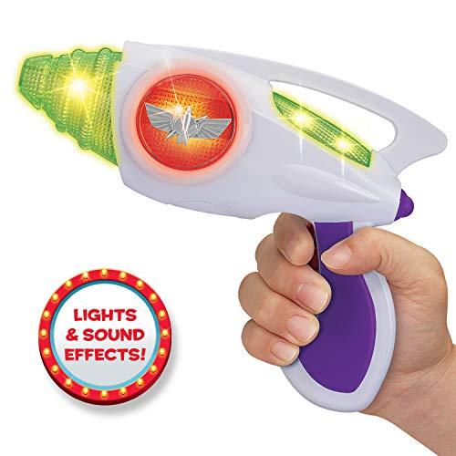 Toy Story Disney Pixar 4 Buzz Lightyear Infinity Blaster