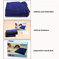 LLVV Cama de Aire con 2 colchones inflables de colchón Inflable ...