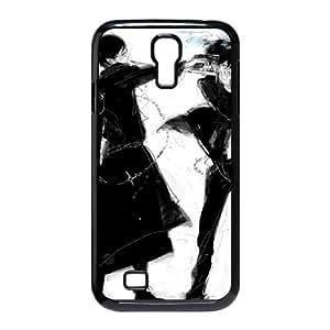 Blue Exorcist Samsung Galaxy S4 90 Cell Phone Case Black Exquisite designs Phone Case KMJ5HJ49