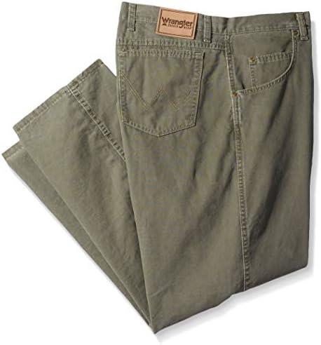 Wrangler Men's Big Rugged Wear Regular Fit Straight Leg Pant