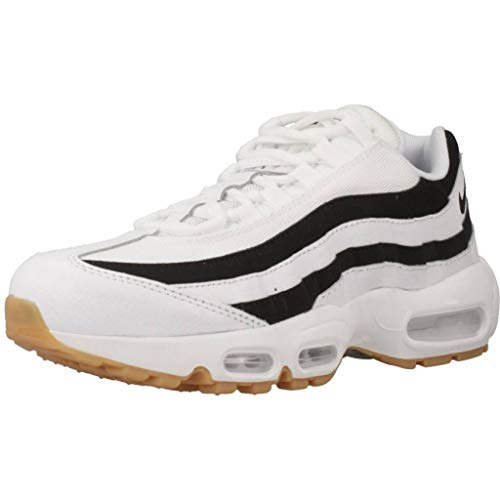 White Multicolore Course Homme 95 Black Air Max Metallic 001 Silver Chaussures Nike de xwBFg8q0