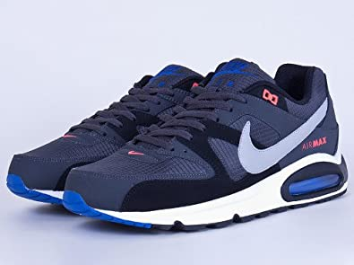 4900f7761e28 Nike Air Max Command Anthracite Silver Grey Trainers (397689 077) (UK 12 US