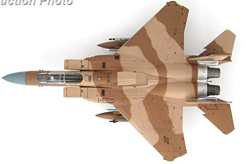 - McDonnell Douglas/Boeing F-15C (F-15) Eagle Aggressor Sqn USAF 1/72 Scale Diecast Metal Model