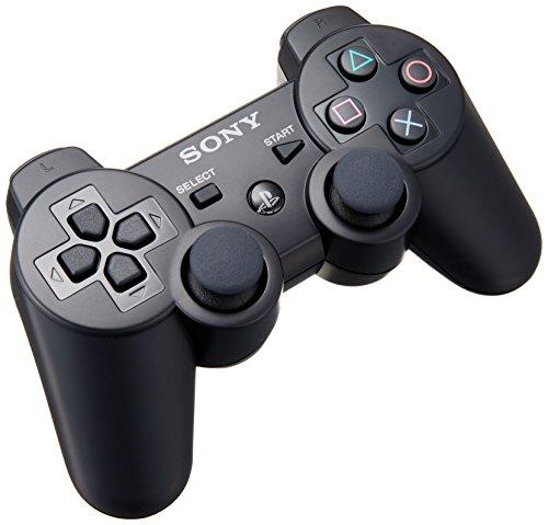ワイヤレスコントローラDUALSHOCK3 ブラックの商品画像