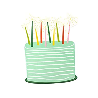 Coton Colors Sparkle Cake Big Attachment