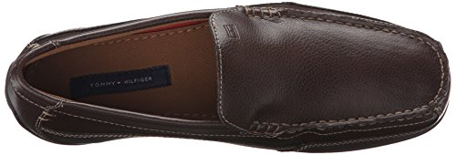 Tommy Hilfiger Uomo Danny Slip-on Mocassino Marrone