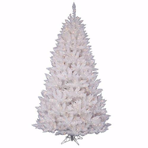 Vickerman Crystal White Spruce 9' 6