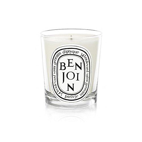 DiptyqueキャンドルBenjoinの190グラム - Diptyque Candle Benjoin 190g (Diptyque) [並行輸入品] B01MXEEKP6