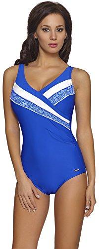 Bagno 93l1n4 Da Blu Intero Aquarilla Fiordaliso Donna Costume EFwSvqT