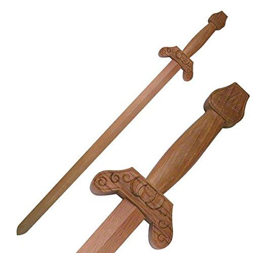 BladesUSA 1602 Martial Art Hardwood Training Tai Chi Sword 36-Inch Overall - Hardwood Sword