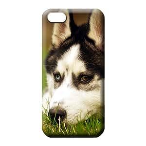 iphone 6plus 6p Ultra forever skin phone back shells husky dog resting