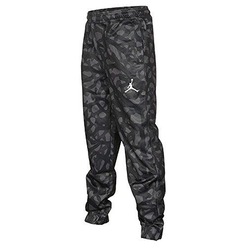 Nike Big Boys AJ23 Camo Therma-FIT Pants (XL(13-15YRS), D...
