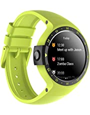 "Ticwatch Reloj Inteligente con Pantalla Táctil de OLED 1.4"""