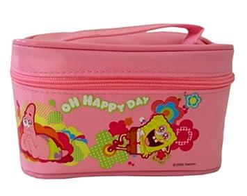 Amazon.com: Spongebob Squarepants cosméticos bolsa Multi ...