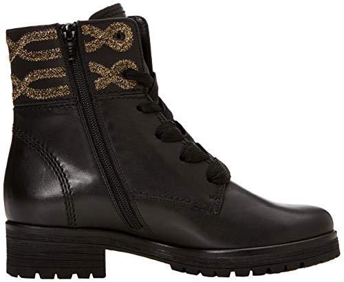 schw Para Mujer Botines 57 micro gold Shoes Comfort Sport Negro Gabor xwqUg40P4