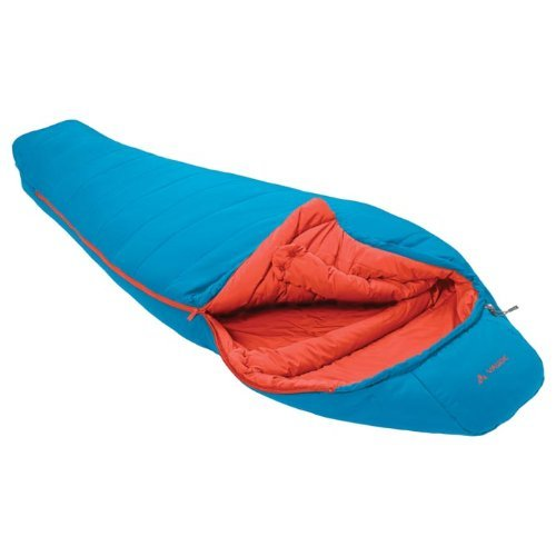 Vaude Kiowa 500 Sleeping Bag - Skyline/Skyline, One Size by Vaude