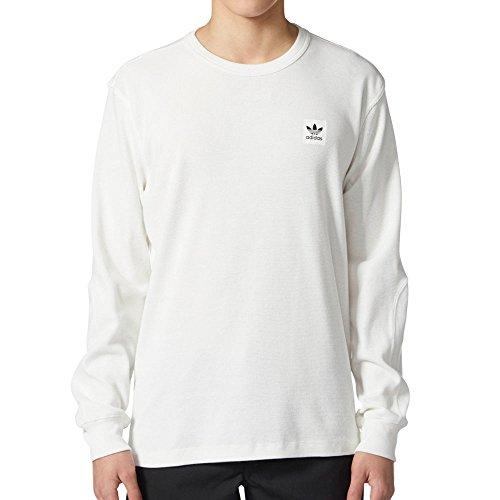 Dry Heavyweight Thermal Crewneck Top - Adidas Thermal Long Sleeve Shirt (Large)