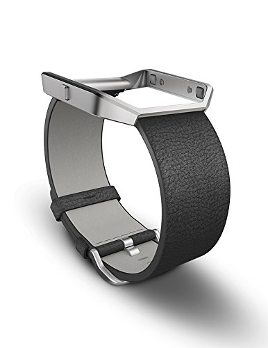 Fitbit Blaze Accessory Leather Black