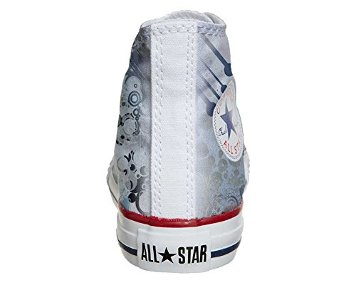 Converse Customized Adulte - chaussures coutume (produit artisanal) Chic Fantasy