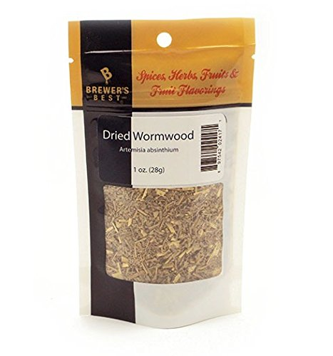 Brewer's Best - Dried Wormwood - 1 oz 41dc0432-dL