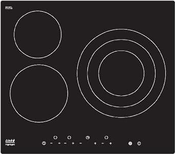 Linke ht-571 placas de vitrocerámica: Amazon.es: Grandes ...