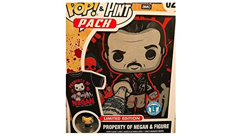 Limited Pack (POP! & Pint Pack The Walking Dead AMC Negan Limited Edition (Extra Large))