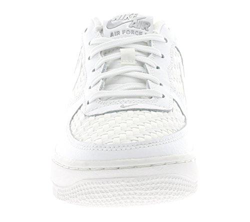 Nike Smmt Wht / Smmt Wht-Smmt Wht-Chr, Zapatillas de Deporte para Niños Blanco (Smmt Wht / Smmt Wht-Smmt Wht-Chr)